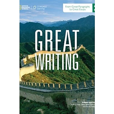 From Great Paragraphs to Great Essays (Great Writing) (9781285194929)
