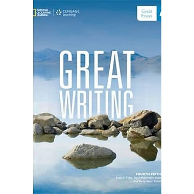 Great Writing 4: From Great Paragraphs to Great Essays, New Book (9781285194943)