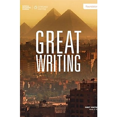 Great Writing Foundations Student Book (9781285194981)