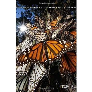 Essentials of Ecology, New Book (9781285197265)