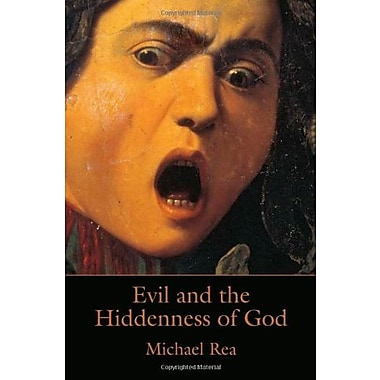Evil and the Hiddenness of God, New Book (9781285197357)