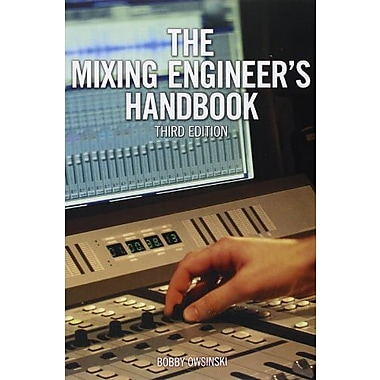 The Mixing Engineer's Handbook, Used Book (9781285420875)