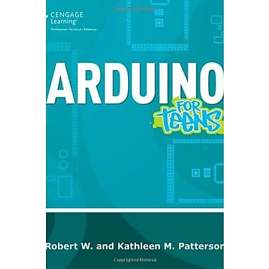 Arduino for Teens (For Teens (Course Technology)), New Book (9781285420899)