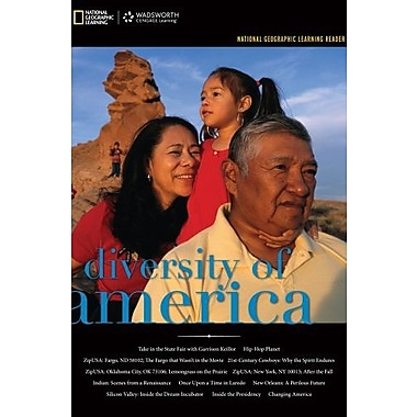 National Geographic Learning Reader: Diversity of America, Used Book (9781285420905)