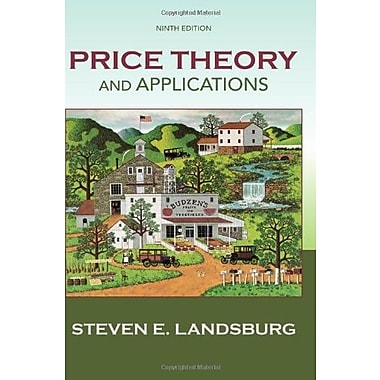 Price Theory and Applications, Used Book (9781285423524)