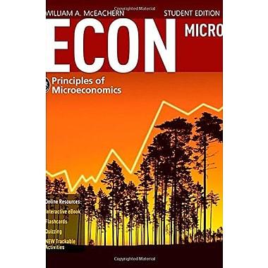 ECON Microeconomics 4, Used Book (9781285423548)