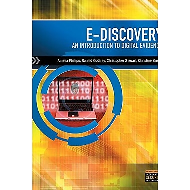 eDiscovery: Introduction to Digital Evidence, Used Book (9781285427423)