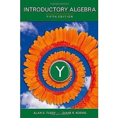 Introductory Algebra, Used Book (9781285429571)