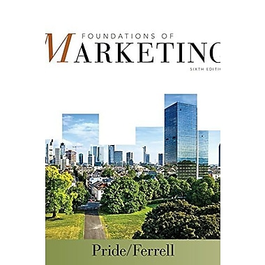 Foundations of Marketing, New Book (9781285429779)