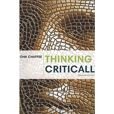 Thinking Critically, Used Book (9781285430119)