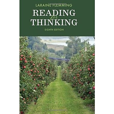 Reading for Thinking, Used Book (9781285430461)