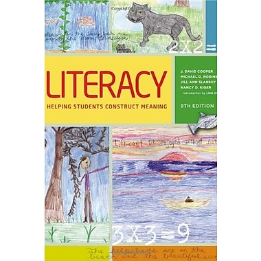Literacy: Helping Students Construct Meaning, New Book (9781285432427)