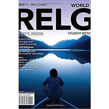 RELG: World (with CourseMate Printed Access Card), New Book (9781285434681)