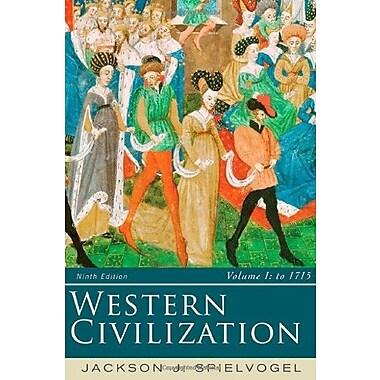 Western Civilization: Volume I: To 1715, Used Book (9781285436487)