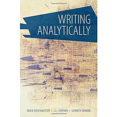 Writing Analytically, New Book (9781285436500)