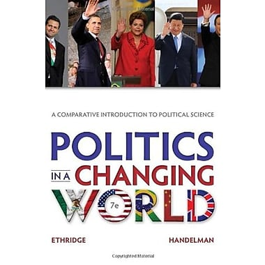 Politics in a Changing World, New Book (9781285438078)