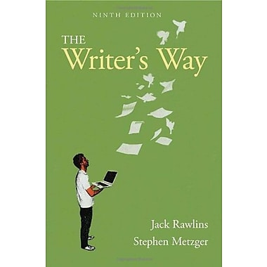 The Writer's Way, New Book (9781285438542)
