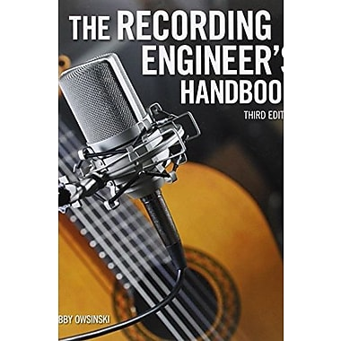 The Recording Engineer's Handbook, New Book (9781285442013)