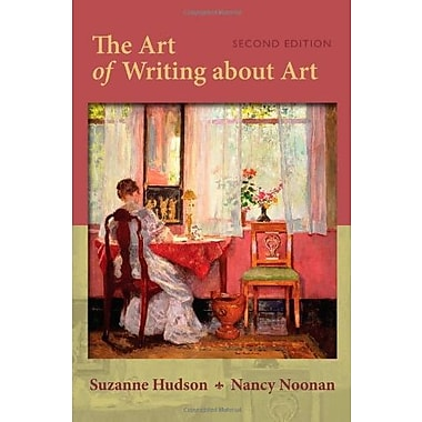The Art of Writing About Art, New Book (9781285442587)