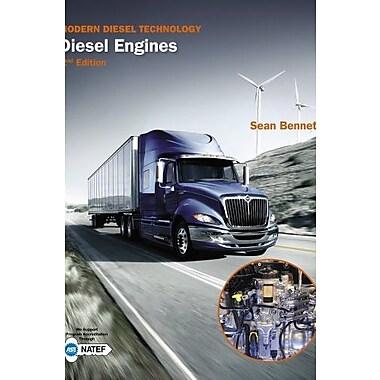Modern Diesel Technology: Diesel Engines, Used Book (9781285442976)
