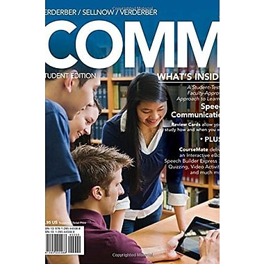 COMM 3, Used Book, (9781285445588)