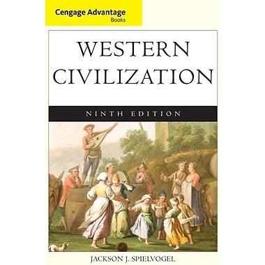 Cengage Advantage Books: Western Civilization, New Book (9781285448411)