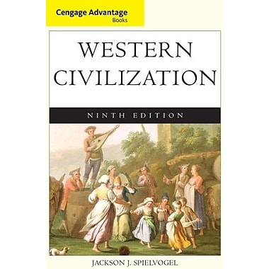 Cengage Advantage Books: Western Civilization, Used Book (9781285448411)