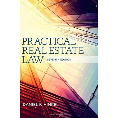 Practical Real Estate Law, New Book (9781285448633)