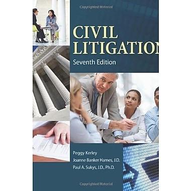 Civil Litigation, Used Book (9781285449180)