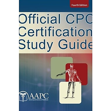 Official CPC Certification Study Guide, Used Book (9781285451312)
