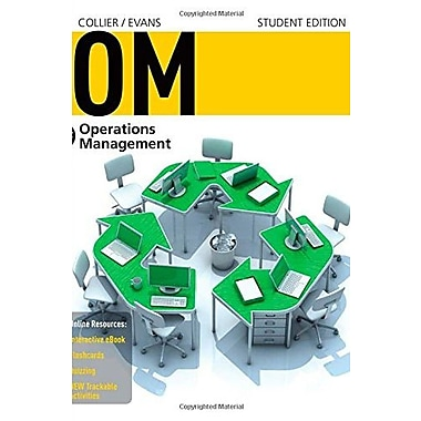 OM 5 (with CourseMate Printed Access Card), New Book (9781285451374)