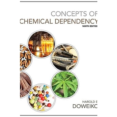 Concepts of Chemical Dependency (with CourseMate Printed Access Card), New Book (9781285457178)