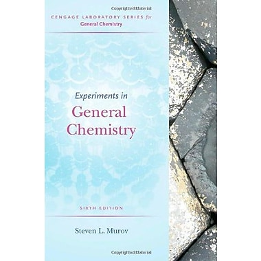 Experiments in General Chemistry, Used Book (9781285458540)
