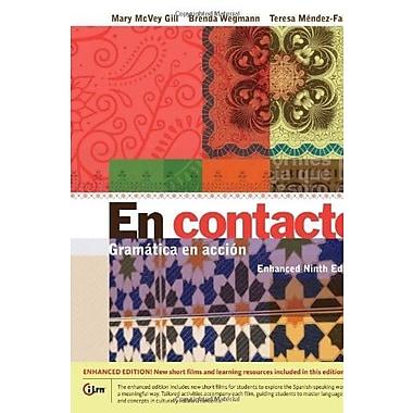 En contacto, Enhanced: Gram tica en accion, New Book (9781285461540)