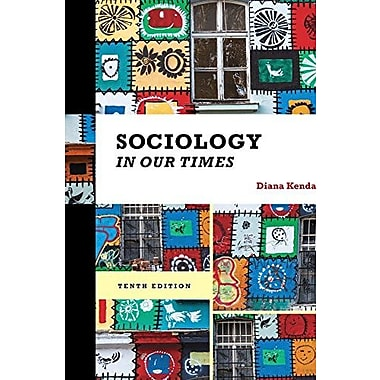 Sociology in Our Times, Used Book (9781285462813)