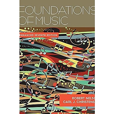 Foundations of Music (Book Only) (9781285464756)