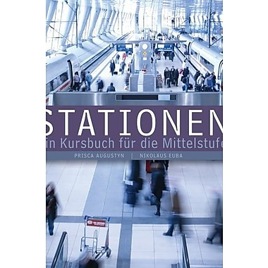 SAM for Augustyn/Euba's Stationen, 3rd, New Book (9781285737188)