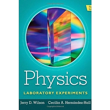 Physics Laboratory Experiments, New Book (9781285738567)