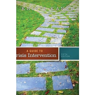 A Guide to Crisis Intervention (with CourseMate Printed Access Card), New Book (9781285739892)