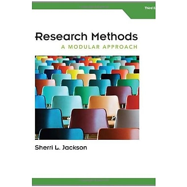 Research Methods: A Modular Approach, Used Book (9781285750491)