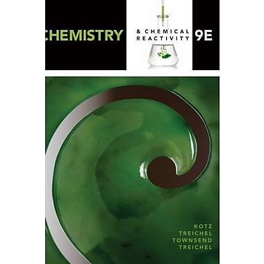 Study Guide for Kotz/Treichel/Townsend's Chemistry & Chemical Reactivity (9th (9781285778600)