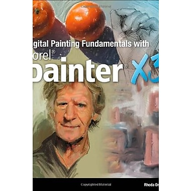 Digital Painting Fundamentals with Corel Painter X3, New Book (9781285840697)
