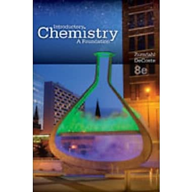Study Guide for Zumdahl/DeCoste's Introductory Chemistry: A Foundation, 8th (9781285845173)