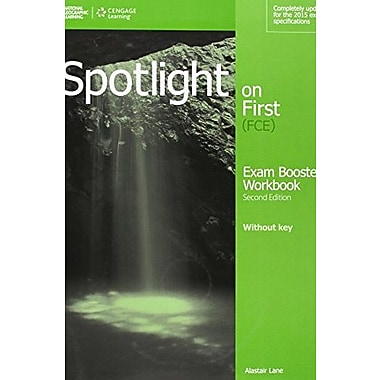 Spotlight on First Bre WB W/Okey + Audio CD, Used Book (9781285849515)