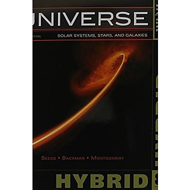 Universe, Hybrid (with CengageNOW Printed Access Card) (9781285853888)