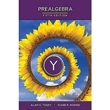 Student Worbook for Tussy/Koenig's Prealgegra, Used Book (9781285857039)
