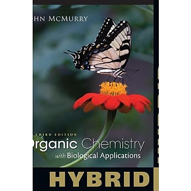 Organic Chemistry: With Biological Applications, Hybrid Edition, Used Book (9781285867847)