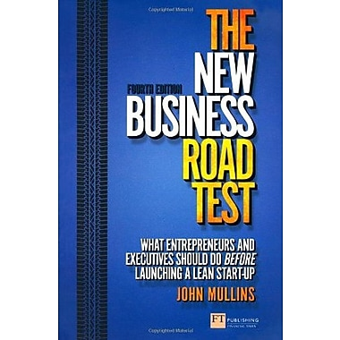 The New Business Road Test (9781292003740), New Book