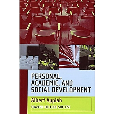 Acp Personal Academic and Social Development: Toward College (9781305024601)