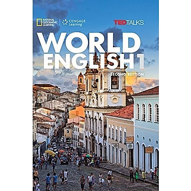 World English 2e 1 Student Book + Owb Pac: Real People Real (9781305089549)